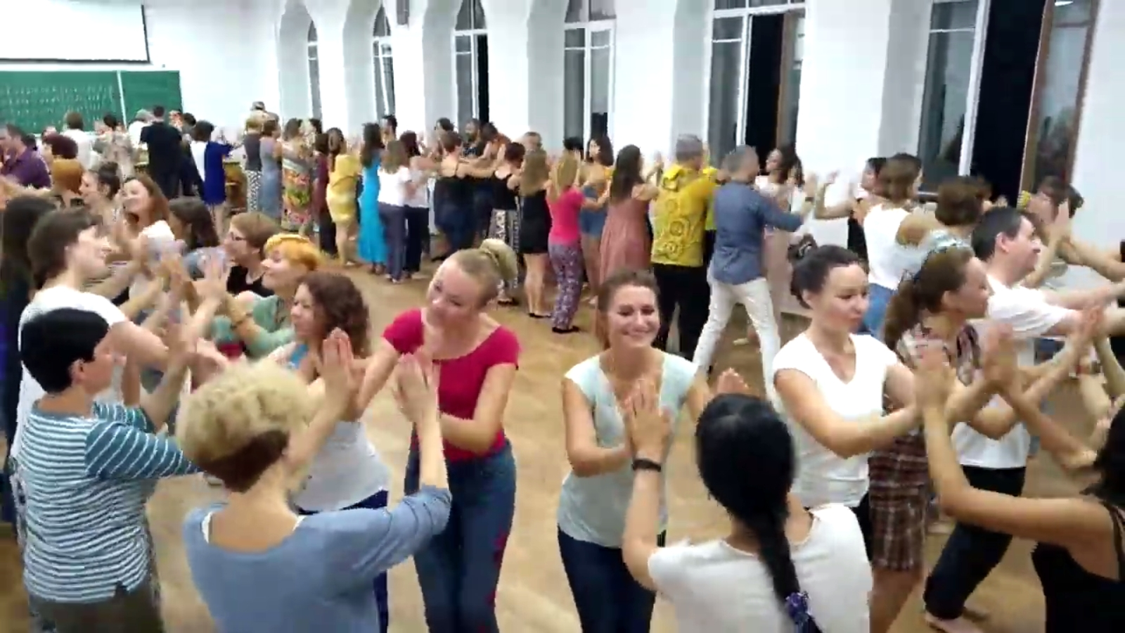 22. Letná škola Orffovho Schulwerku, Ostrog, Ukrajina, 12. 8. 2019, 16. minúta