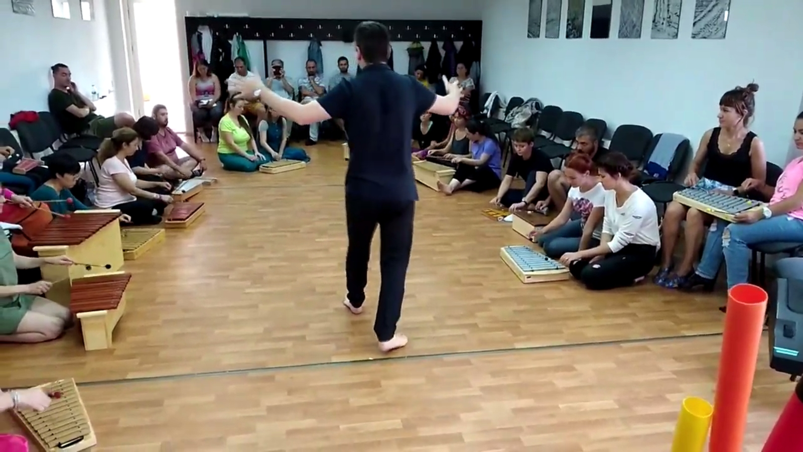 22. Letná škola Orffovho Schulwerku, Ostrog, Ukrajina, 12. 8. 2019, 25. minúta