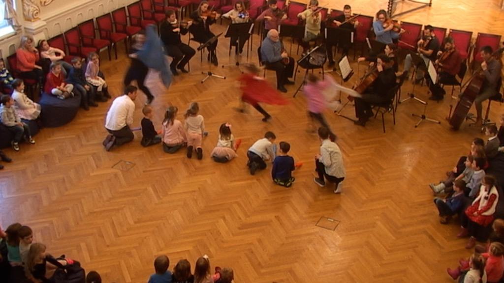 Slovenská filharmónia, cyklus HA (Hudobná akadémia), Filharmonická škôlka II, záznam z 16. 3. 2018, 10.00 h., 28. minúta