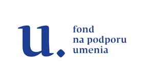 Logotype Fond na podporu umenia