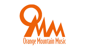 Logotype Orange Mountain Music