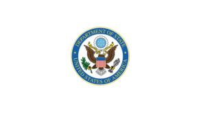 Logotype USA embassy